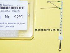 Sommerfeldt 424 Gitter-streckenmast N