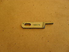 NEW TOP KNIFE TUNGSTEN FOR INDUSTRIAL BROTHER OVER LOCK SERIES P/N 144074-001