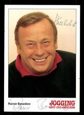 Rainer Basedow Autogrammkarte Original Signiert # BC 89314
