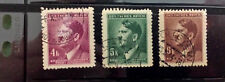 ~~VINTAGE TREASURES~~ Lot 311c - Collection of (3) WWII  German Stamps - used
