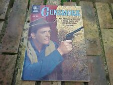 DELL GUNSMOKE 21 JUNE JULY 1960 VERY GOOD, TRES BON ETAT voir photos.