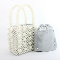 pearl bag women bags & handbags beaded totes evening bag cutches wedding wallet