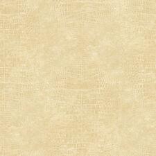 G67501 - Natural FX Gold & White Animal Skin effect Galerie Wallpaper