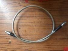 Land Rover rear extended brake hose 900mm long. Secure to A-Frame. Llama 4x4