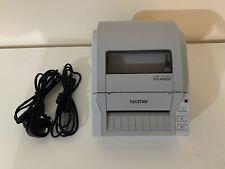Brother TD-4000 Thermal Label Printer 110mm / second 300 dpi USB