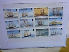 St HELENA: 1998 Maritime Heritage     12vals U/M  Sg766/77