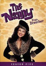 The Nanny: Season Five (DVD, 2015, 3-Disc Set)