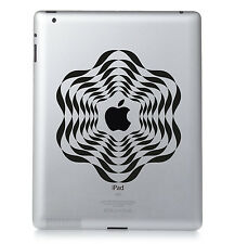 motif #11 Apple Ipad Mac MacBook PC PORTABLE autocollant vinyle décalcomanie.