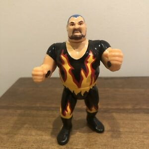 WWF/WWE Bam Bam Bigelow Vintage Hasbro Action Figure 1994 Series 8