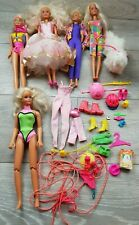 Vintage Hasbro Sindy Doll with outfits & accessories Bundle with Climbing Sindy