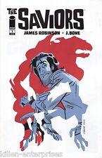 Saviors #1 Comic Book 2013 James Robinson - Image