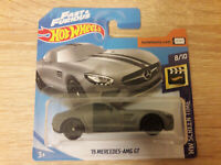 Hot Wheels Hotwheels '15 Mercedes AMG GT Fast and Furious - 1:64 1/64