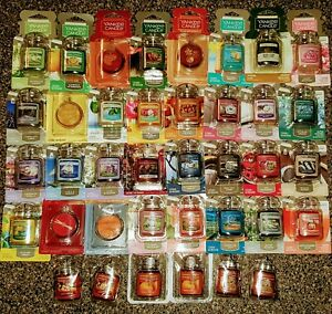 YANKEE CANDLE ULTIMATE CAR JAR, SAVE UP TO 10%! HANG ANYWHERE! ! FREE SHIPPING!