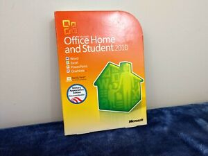 Microsoft Office Home and Student 2010 Military Appreciation Edition Word Excel