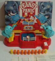 "*RARE* Vintage 1979 ""Peanut Panic"" Board Game by Tomy in Original Box, Elephants"