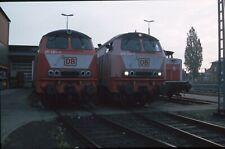 Originaldia DB 218 331 Lübeck 3.10.1996