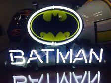 Batman Super Hero Neon Poster Sign Comic Iron Home Family Light IF207 New