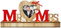 Mr and Mrs Picture Wedding Frame, Perfect Bridal Gift, Bride Shower, Frame Decor