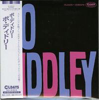 BO DIDDLEY-S/T-JAPAN MINI LP CD BONUS TRACK C94