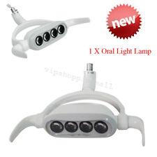 DEL Oral Lampe à lumière pour Fauteuil Dentaire Unité 8000LUX ~ 25000lux AC12V Hospital use