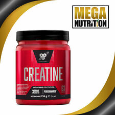 BSN Creatine DNA Unflavoured 216 grams | Muscle Gain Strength Booster Powder