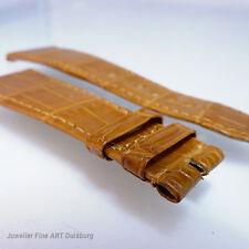 Cartier Uhrenarmband NEU braun ohne Schließe