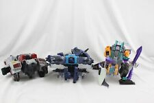 """Large 12"""" - 16"""" Transformers Action Figures Lot of 3"""