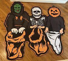 HALLOWEEN III 3 Season of the Witch BEACH TOWEL Mondo Pumpkin HORROR Poster Pin
