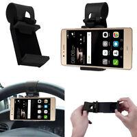 Accessoire Support Voiture Universel Avec Attache Volant Pour Seri Huawei