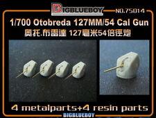 Photo-Etched PE 1/700 OTO 127MM/54 Cal Gun 75014