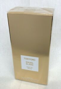 TOM FORD SOLEIL BLANC * Body OIl * 8.5 oz (250 ml) * NEW in BOX & SEALED
