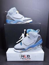 Nike Air Jordan Son Of Mars Stealth/White/Blue 512245-037 Men Size 7 #MANDY