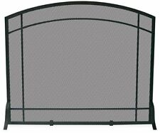 Blue Rhino Single Panel Black Wrought Iron Mission Screen S-1029 New