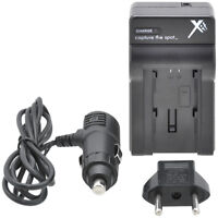 D-LI109 Home and Car Battery Charger for PENTAX D-LI109 BRAND NEW