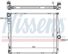 Radiator-3.0i, GAS, E83 Front Nissens 60803A fits 07-09 BMW X3