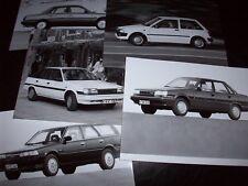 TOYOTA Carina Camry Starlet PRESS PACK PHOTOS 1987 Frankfurt IAA Prospekt MINT