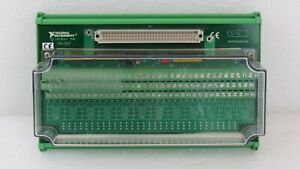 National Instruments NI TBX-1303 Isothermal Connector Block with DIN-Rail Mount