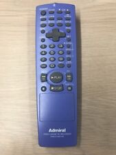 Admiral RRMCG1242AJSD Remote Control Tested And Cleaned                       E7