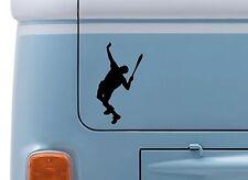 Tennis homme #3 autocollant vinyle wimbledon tennis logo autocollant voiture vw van badge