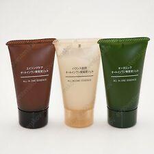 Muji All in one face essence gel Balance Organic Anti-aging travel size 3pc set