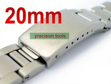 20mm Solid Stainless Steel Replacement Bracelet For Oyster 1680 16200