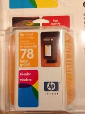 HP 78 Tri Color Ink Cartridge Hp 58 Photo NEW
