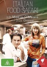 Italian Food Safari (DVD, 2010, 2-Disc Set)