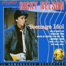 RICKY NELSON TEENAGE IDOL CD NEU & OVP D756