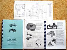 Reparaturhandbuch Reparaturanleitung MZ Motorräder TS 125 150 ES 125/1 150/1