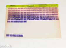 Microfiche Catalogo Ricambi Cagiva Cocis 50 Stand 11/1988