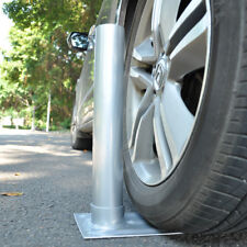 "2.4"" D. Metal Tire Mount Tailgate Wheel Stand Flag Pole Pole Holder 25' 20' FT"