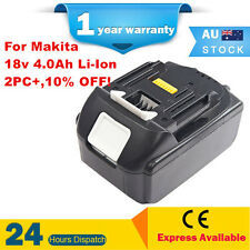 18V 4.0Ah Li-ion Battery For Makita LXT Cordless Impact Wrench 18V BTW450Z Drill