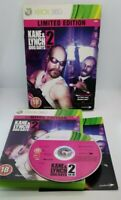 Kane & Lynch 2: Dog Days Video Game for Xbox 360 PAL TESTED