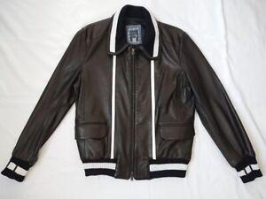 DR ROMANELLI × JAEGER-LECOULTRE unworn L size leather jacket h429295270